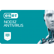 ESET NOD32 Antivirus 1 Year